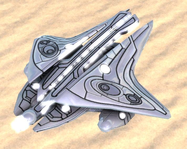 Aeon T2 Gunship