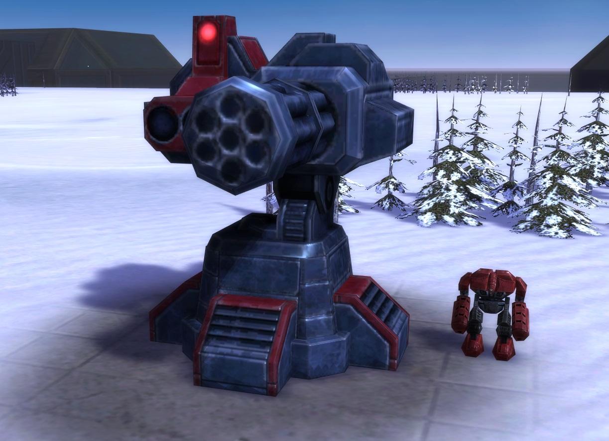 UEF T3 Heavy Point Defense