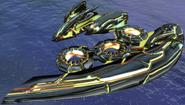 Seraphim Iazyne Air Superiority Fighter