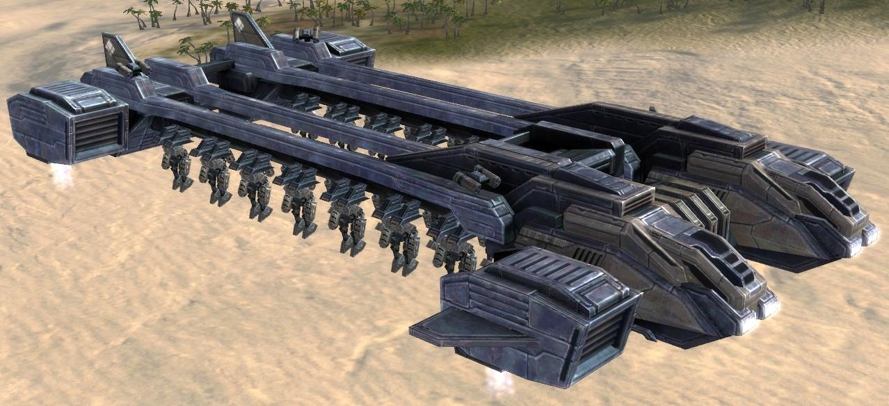 UEF T3 Heavy Air Transport