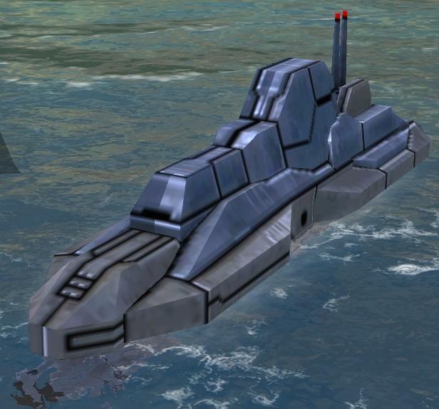 UEF T2 Torpedo Boat