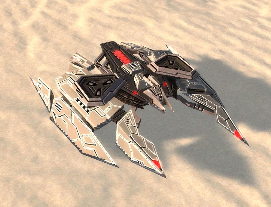 Cybran T3 Heavy Gunship