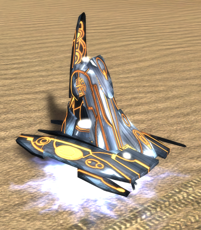 Seraphim T3 Mobile Shield Generator