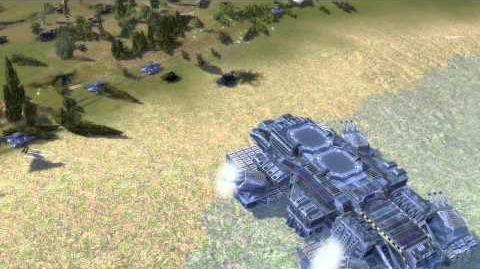 Supreme Commander Trailer HD