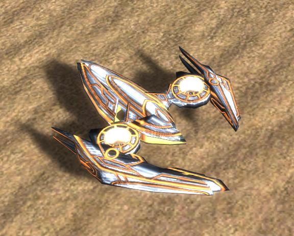 Seraphim T2 Torpedo Bomber