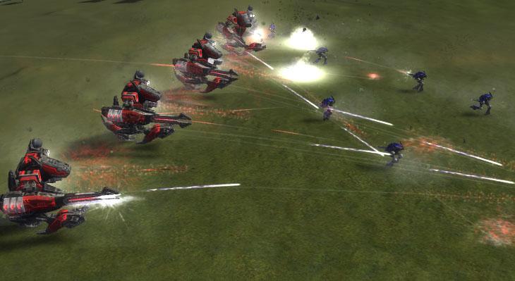 Cybran T3 Siege Assault Bot