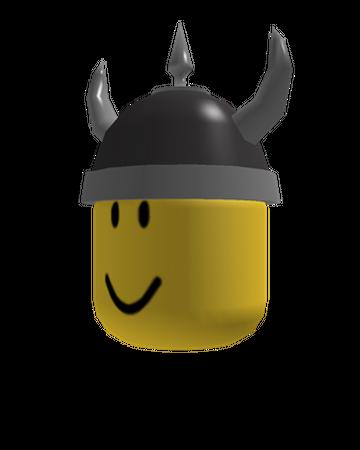Dark Grey Viking Helm.png