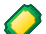 Green Dungeon Ticket