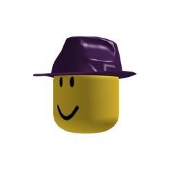 Purple Fedora