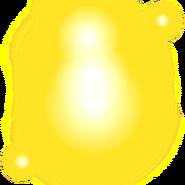 Golden Fiery Aura