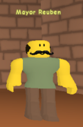 Mayor Reuben