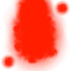 Red Fiery Aura