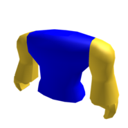 Vibrant Blue Tanktop