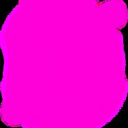 Pink Fiery Aura