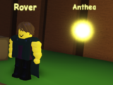 Rover & Anthea