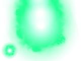 Mint Fiery Aura
