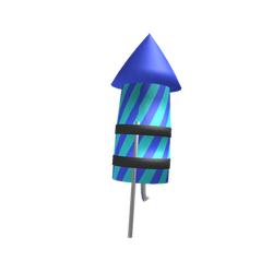 2018 Firework Rocket
