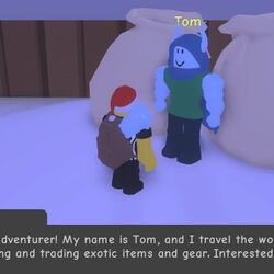 Tom the Trader