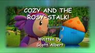 Cozy and the Rosy-Stalk