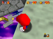 SM64 Bowser in the Sky course 6