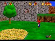 Super Mario 64 Whomps Fortress owl 2