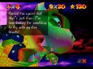 3rd Bowser text N64