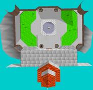 Toads Tool SM64 Castle Courtyard Area 1