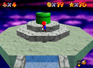 SM64 Bowser in the Sky course 3