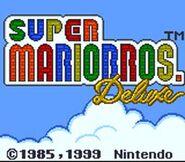 Super Mario Bros. Deluxe GBC ScreenShot1