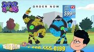 BONUS Supernoobs Noob Training!