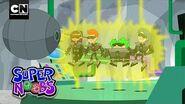 Earth-stermination Supernoobs Cartoon Network