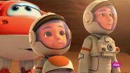 Super Wings - Misión en Marte