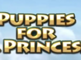 Puppies For a Princess