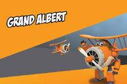 Grand Albert- Super wings