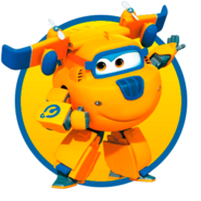 Superwings donnie