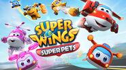 Super Wings Season 5 - Super Pets