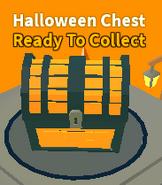 Halloween Token Chest