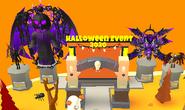 Halloween Leaderboard