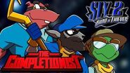 Sly Cooper 2 Band of Thieves The Completionist