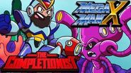 Mega Man X The Completionist New Game Plus