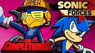 Sonic Forces The Completionist