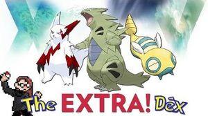 Zangoose,_Tyranitar,_Dunsparce!_The_ExtraDex_2