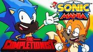 Sonic Mania The Sonic Redemption - The Completionist Review featuring Tails Channel