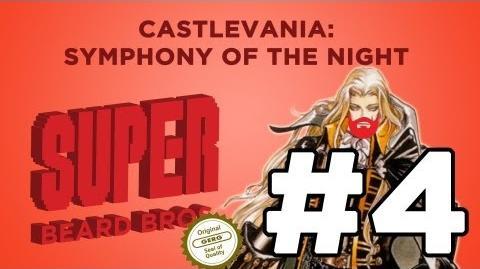 Super_Beard_Bros._DELUXE_-_Castlevania_Symphony_of_The_Night_Episode_4_-_Damn_Hippogryph!