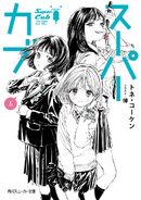 Volume 6 light novel