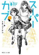 Volume 2 light novel