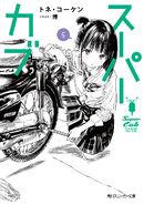 Volume 5 light novel