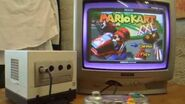 Mario Kart XXL Nintendo Gameboy Advance Prototype Demo