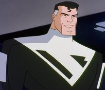 -1999-2001- Superman (Batman Beyond)