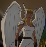 Angelique (JL - Crisis on Two Earths)